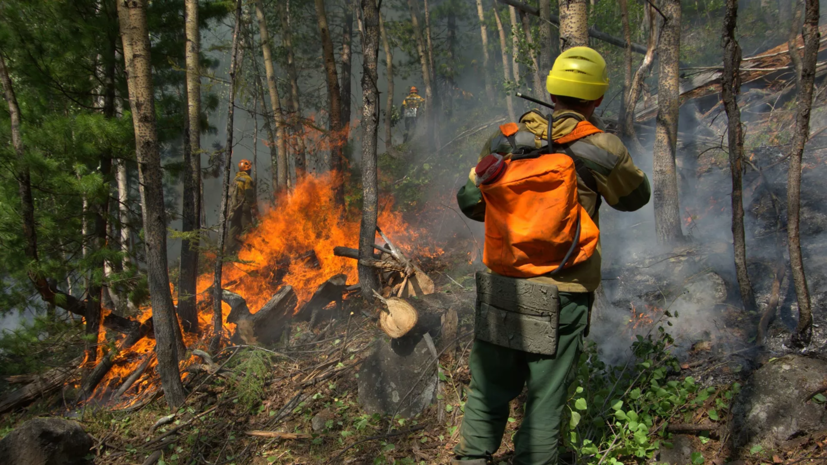 В Якутии определили резерв на случай ухудшения обстановки с пожарами