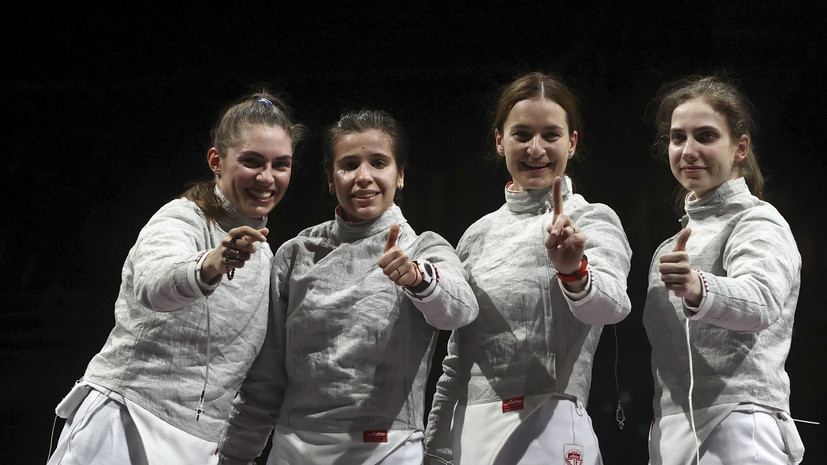 Великая: в финале командного турнира сборная России поверила в себя