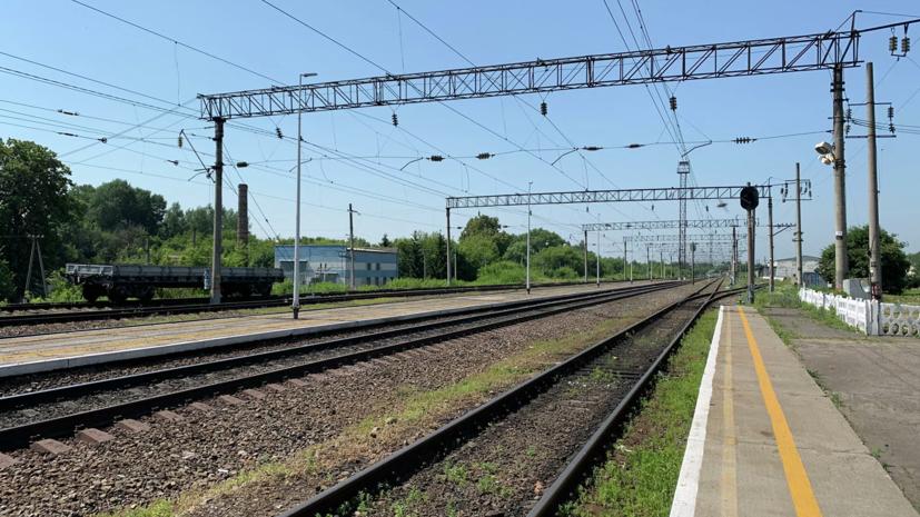 Задержки в движении поездов после ДТП с грузовиком под Калугой нет
