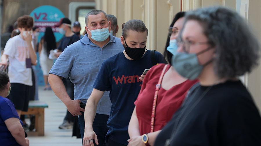 «До получения отрицательного ПЦР-теста»: все случаи ОРВИ в Москве будут рассматривать как потенциальный коронавирус1