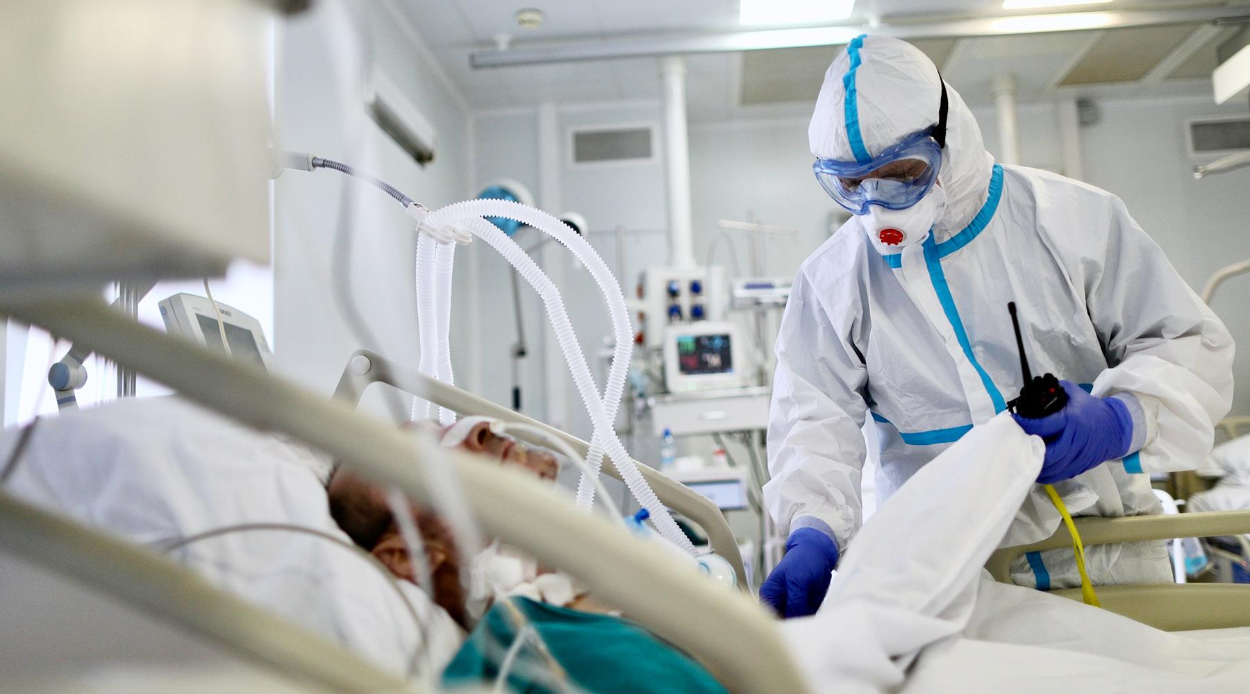 «На базе двух ведущих детских больниц»: в Москве началось исследование «Спутника V» для подростков1