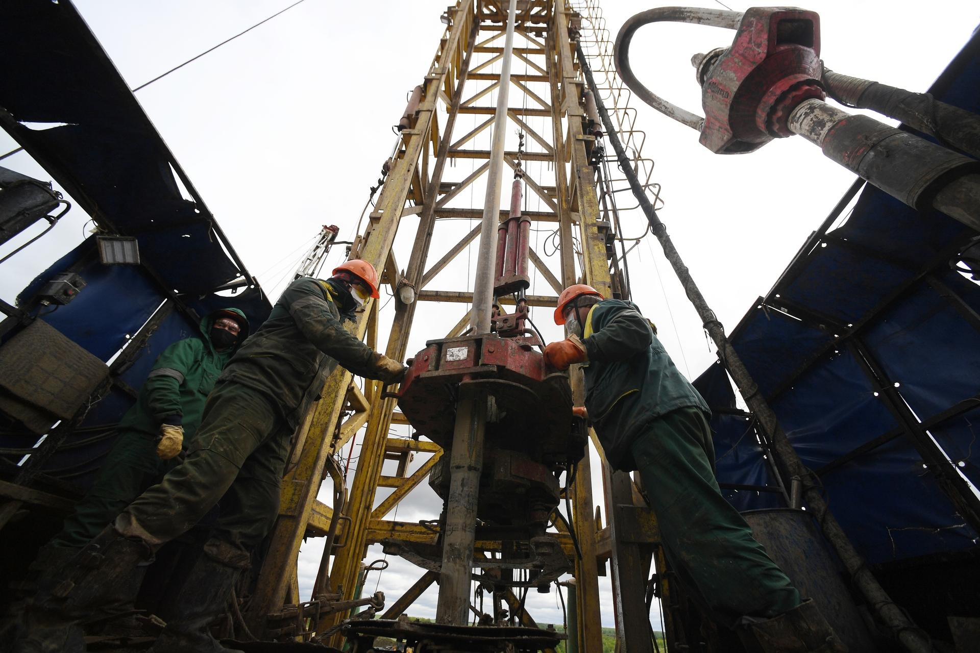 60ed679c02e8bd79a279e70e Сырьевой сброс: доля нефтегазового сектора в ВВП России сократилась до 15%