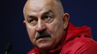 Главный тренер сборной России прокомментировал свою просьбу о переносе шестого тура РПЛ
