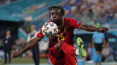 Доку стал самым молодым игроком в стартовом составе сборной Бельгии на матч плей-офф Евро и ЧМ
