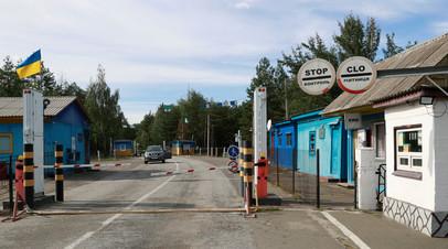 Белоруссия усилила охрану на границе с Украиной