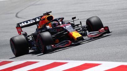 Ферстаппен стал лучшим в третьей практике на Гран-при Австрии