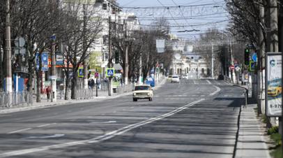 Ещё в четырёх муниципалитетах Крыма могут ужесточить коронавирусные ограничения