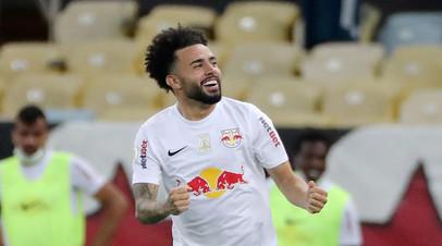 Бразильский футболист Клаудиньо подтвердил, что вёл переговоры с Зенитом