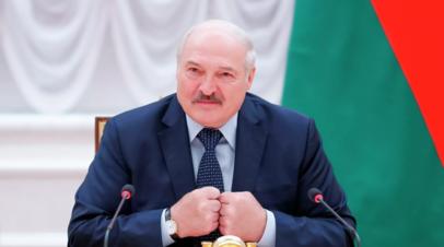 Лукашенко обратился к белорусским спортсменам перед Олимпиадой в Токио