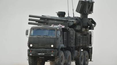 В Крыму прошли учения зенитчиков по отражению атаки беспилотников на С-400