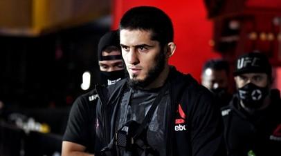 Боец UFC Ислам Махачев
