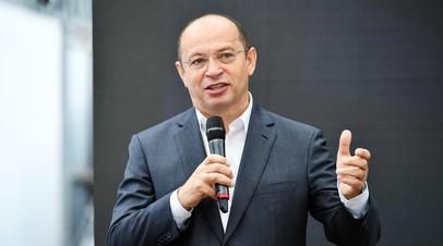 Президент РПЛ Сергей Прядкин