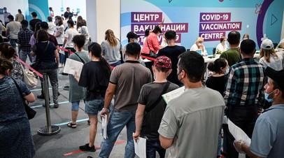 Поставить заслон эпидемии: Путин заявил о необходимости повысить темпы вакцинации от коронавируса