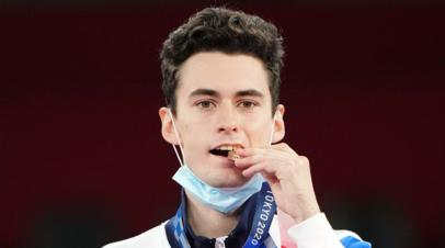 Матыцин заявил, что олимпийская награда Артамонова важна для развития тхэквондо в России