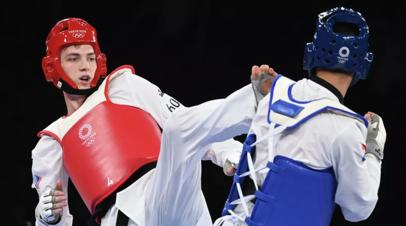 Сборная России по тхэквондо досрочно выиграла медальный зачёт ОИ в Токио