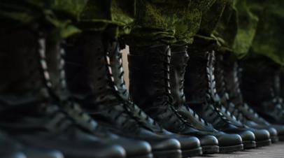 Около тысячи российских военных примут участие в учениях в Таджикистане