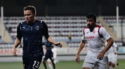 ФК Сочи победил Кешлю и вышел в третий квалификационный раунд Лиги конференций