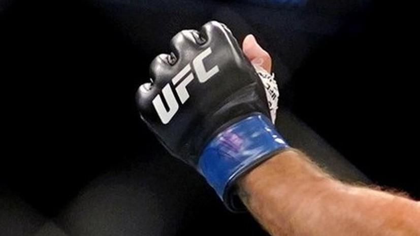 Стриклэнд победил Холла в главном бою турнира UFC Vegas 33