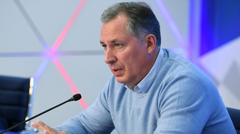Поздняков назвал поводом для гордости отсутствие среди россиян случаев инфицирования коронавирусом на ОИ