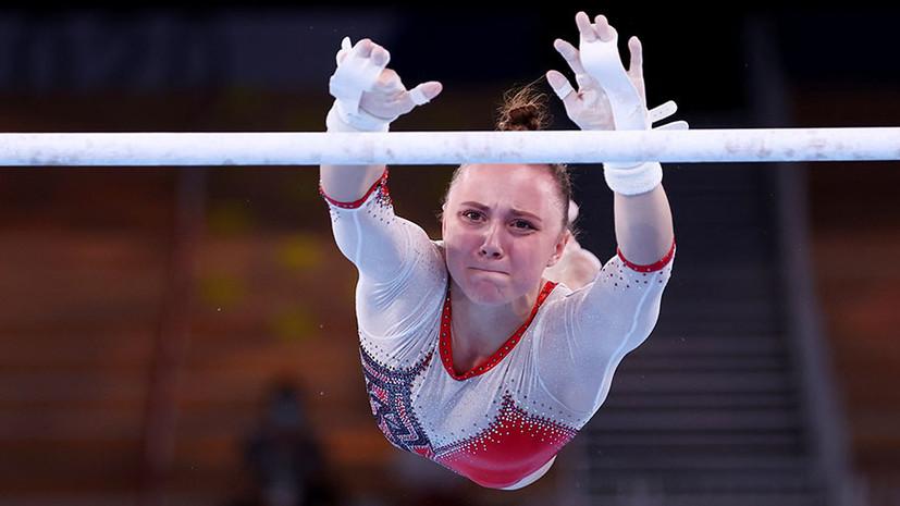 Цена риска: как Нагорный остался без медалей на ковре, а Ильянкова взяла серебро на брусьях
