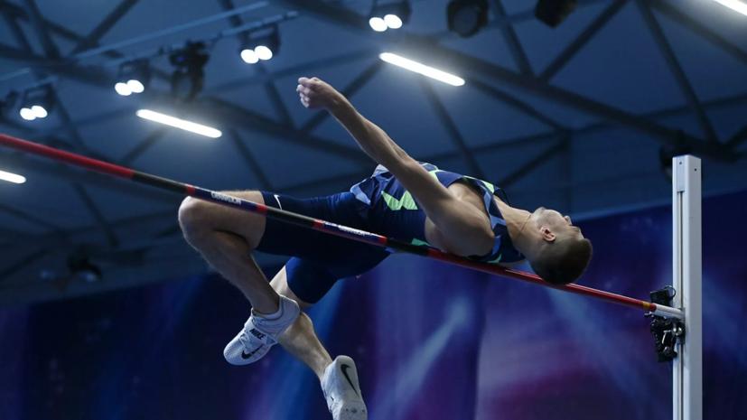 Акименко стал шестым в прыжках в высоту на Олимпиаде в Токио