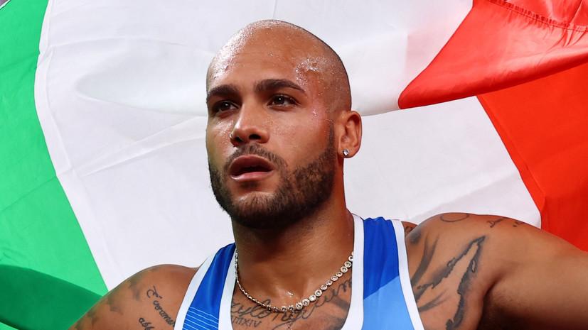 Джейкобс стал олимпийским чемпионом в беге на 100 м