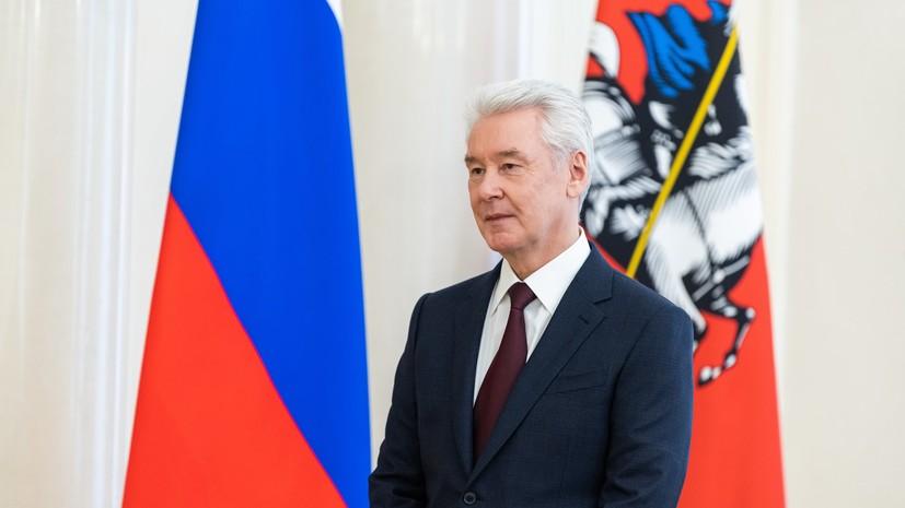 Собянин рассказал о влиянии пандемии на экономику Москвы