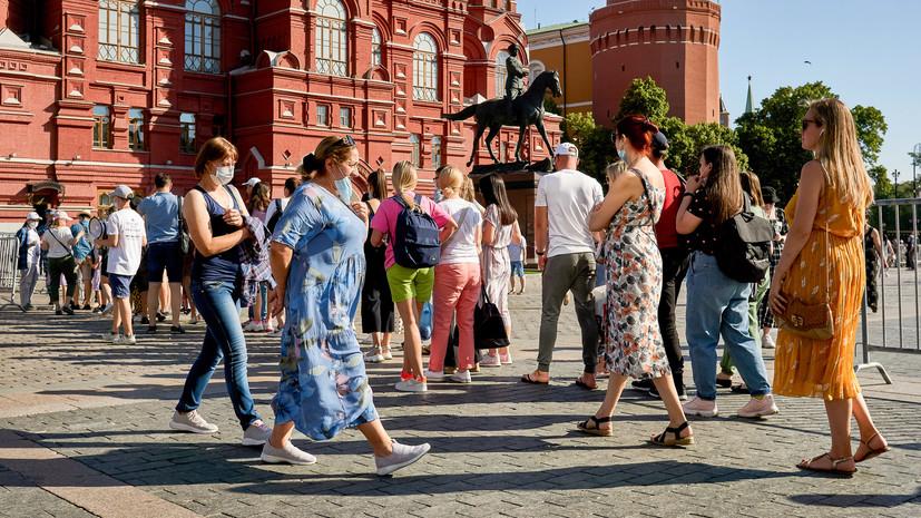 Более 511 тысяч случаев остаются активными: суточный прирост числа заболевших COVID-19 в России составил 23 508