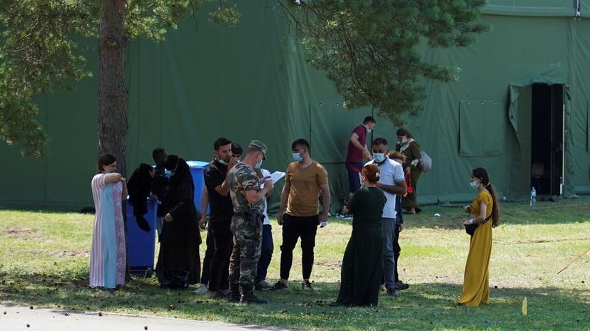 В Литве задержали рекордное число мигрантов за сутки