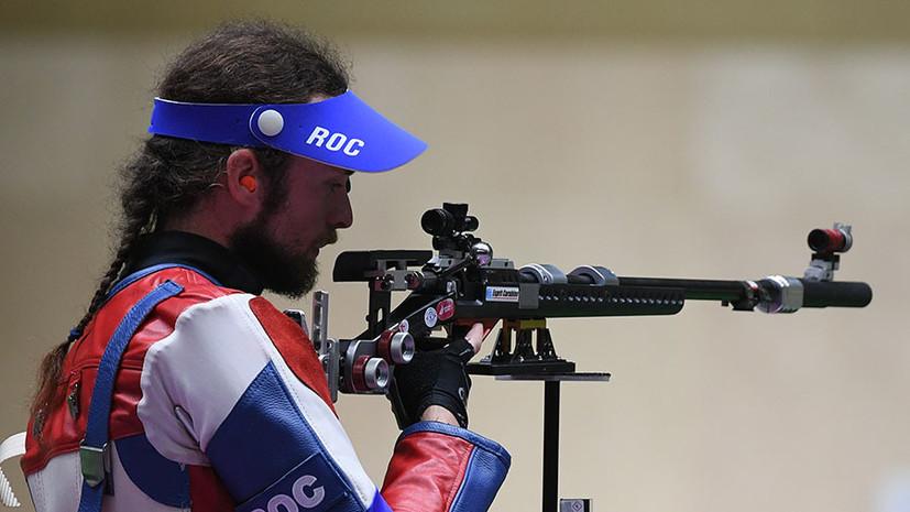 Пять лет на одном уровне: Каменский вновь стал вторым в стрельбе из винтовки на Олимпийских играх в Токио