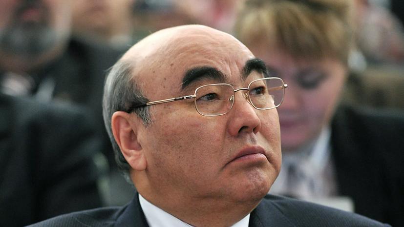 Sputnik: экс-президента Киргизии Акаева доставили в Бишкек