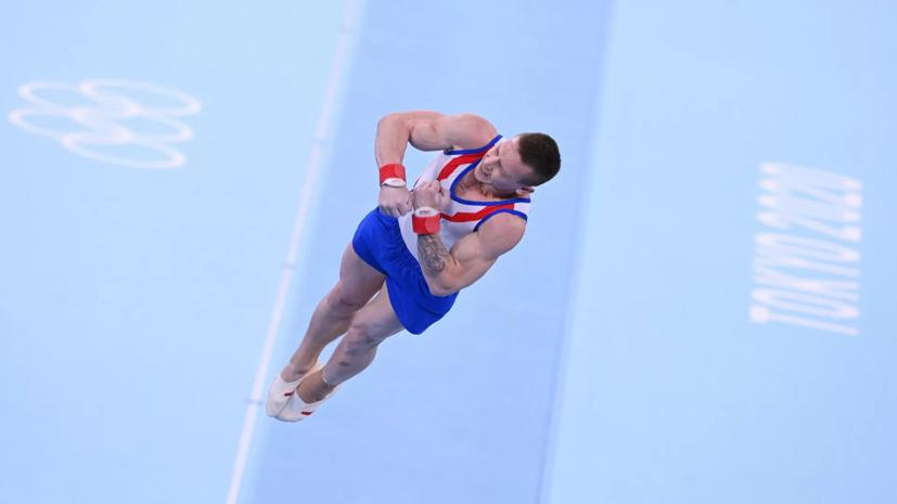 Голоцуцков объяснил, почему Аблязин завоевал лишь серебро при равных баллах с чемпионом