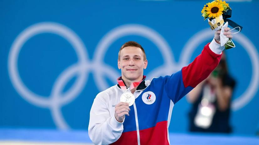 Хоркиной показалось, что судьи поджали Аблязину оценку в финале опорного прыжка