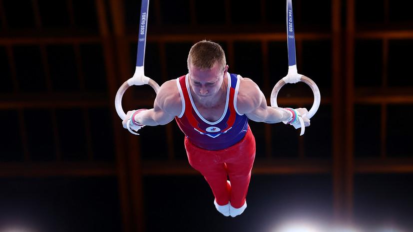 Немов о золоте корейца в опорном прыжке: Аблязин выполнил свои прыжки качественнее, чище и выше