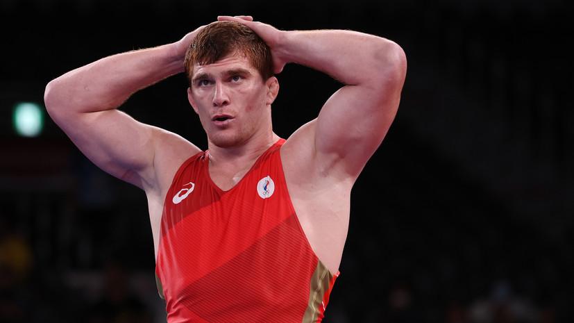 Две бронзы, финал Евлоева и неудача Воробьёвой: как российские борцы стартовали на Олимпиаде в Токио