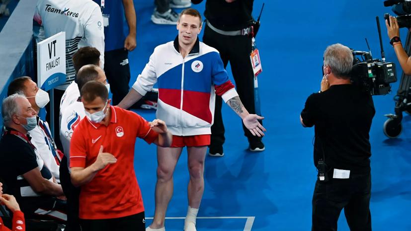 Нагорный: технически Аблязин выиграл, нужно ему давать золотую медаль