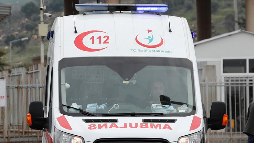 Число погибших в ДТП с автобусом в Турции россиян выросло до четырёх