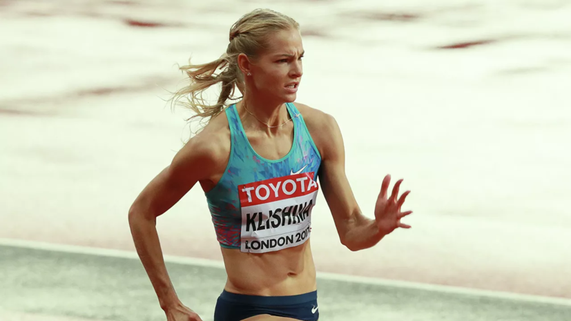 Легкоатлетка Клишина рассказала, что ей не разрешили отложить допинг-контроль, несмотря на травму