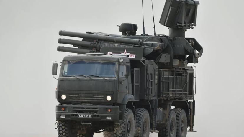 Военнослужащие ЗВО провели учения по перехвату беспилотников в Псковской области
