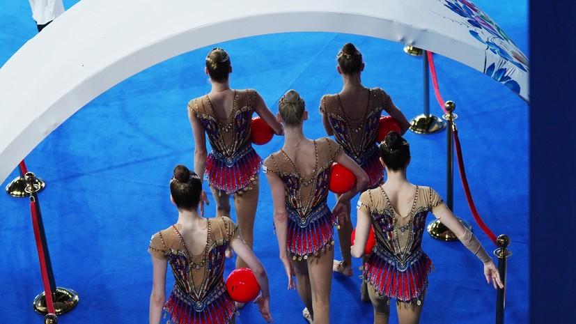 Сборные России по вольной борьбе и художественной гимнастике полетели в Токио на ОИ