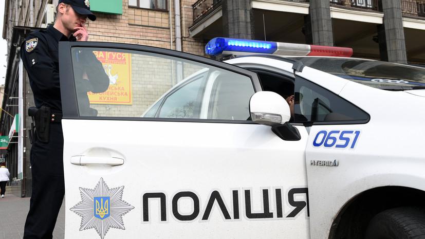 В парке Киева нашли тело пропавшего накануне гражданина Белоруссии
