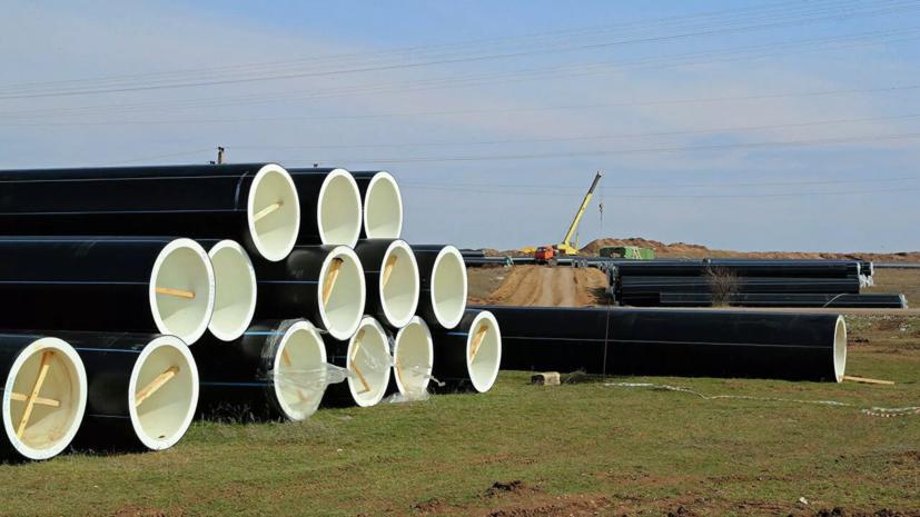 Кабмин выделит 2,3 млрд рублей на обеспечение стабильного водоснабжения в Крыму
