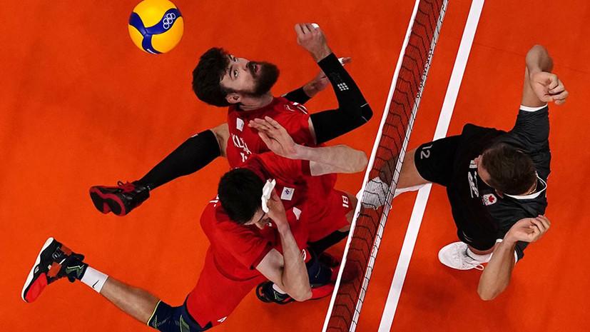 Ремейк сценария Рио: сборная России по волейболу победила Канаду и сыграет с Бразилией в полуфинале ОИ в Токио