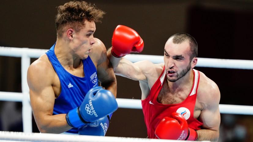 48-я победа подряд и реванш за поражение на ЧМ: как боксёры Гаджимагомедов и Батыргазиев пробились в финалы на Олимпиаде