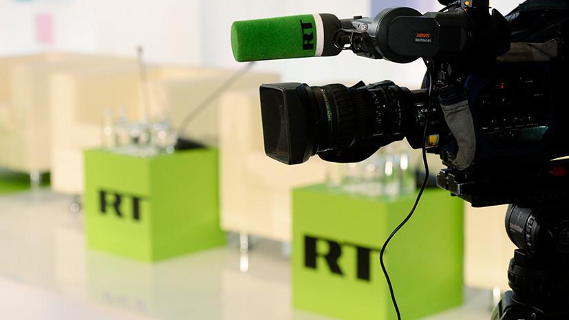 RT в июне стал лидером среди новостных вещателей по числу уникальных посетителей в YouTube