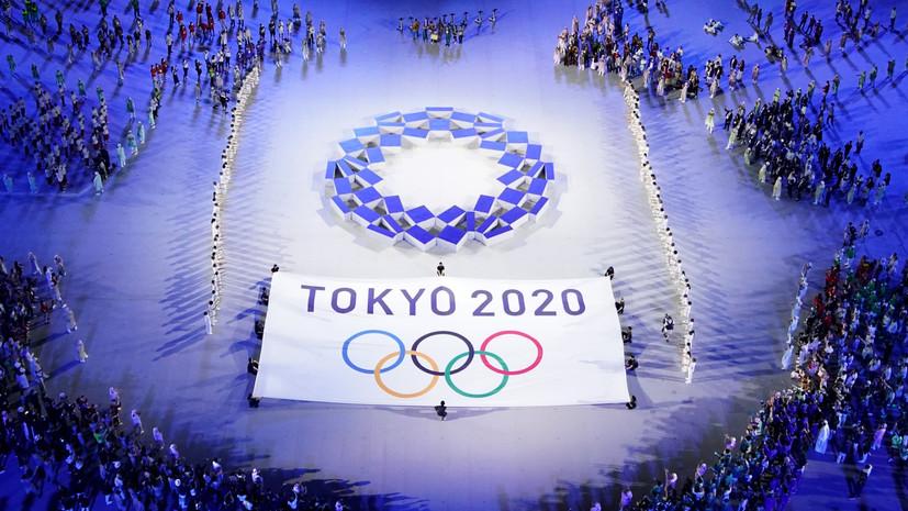 Сборная России занимает пятое место в общем зачёте после 11-го дня на Играх в Токио