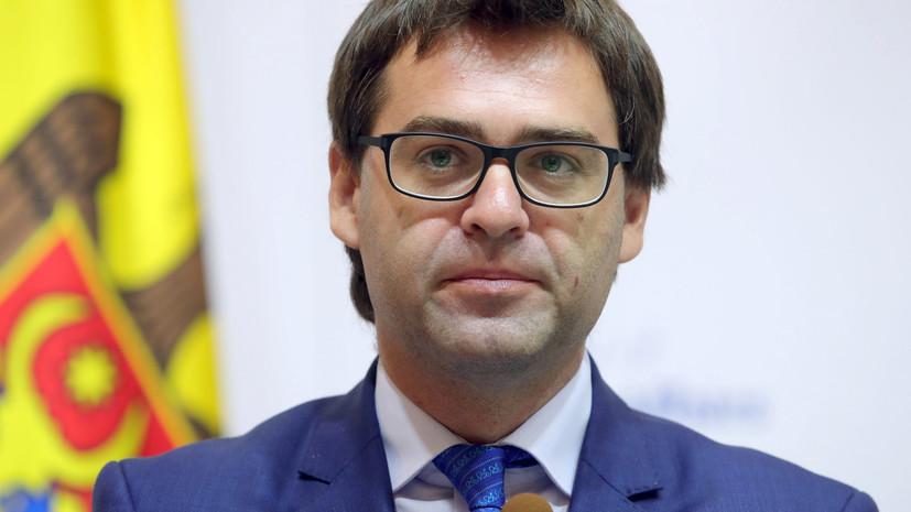 Кандидат на пост главы МИД Молдавии назвал приоритеты внешней политики