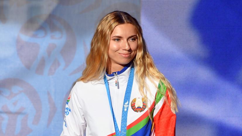 На Украинерассказали о помощи мужу белорусскойлегкоатлетки Тимановской