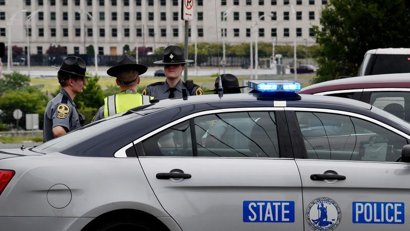 Глава полиции Пентагона прокомментировал инцидент со стрельбой