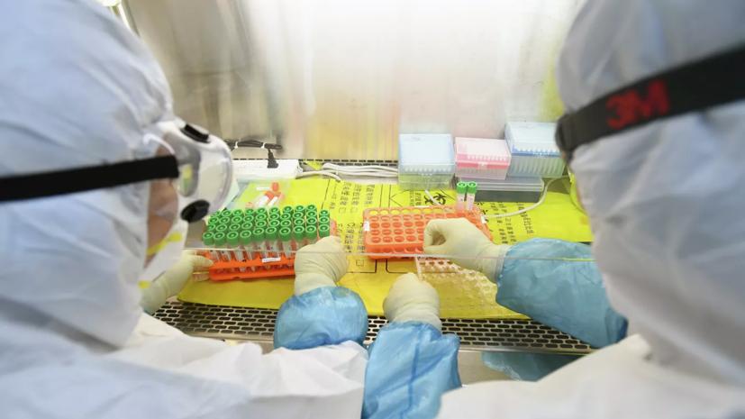 За сутки в России выявили 22 589 случаев коронавируса